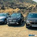 BMW X1 vs Audi Q3 vs Mercedes GLA