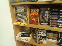 Doc Savage - Book Market - Fallingbrook (dwight_ew) Tags: ottawa books docsavage usedbooks orlans bookmarket pulpheroes fallingbrookmall