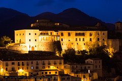 "©LucianoRemollino_Castello_Muro_Lucano_night • <a style=""font-size:0.8em;"" href=""https://www.flickr.com/photos/63857885@N08/16769640220/"" target=""_blank"">View on Flickr</a>"