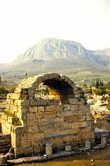 Grce, vacances de Pques 1987. Corinthe (Marie-Hlne Cingal) Tags: 1987 greece grce  hells  diaponumrise