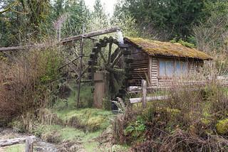 Dalby Water Wheel