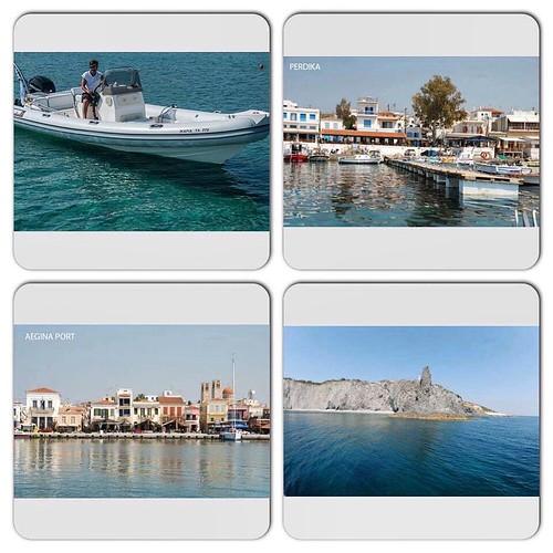 We offer the most entertaining round trips: Annaviso -Aegina Island- Moni Island- Aannavisos #Greece #cruise #boat #trip #tour #islands