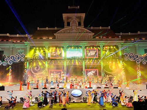 Khánh Hòa: Khai mạc Festival Biển 2013