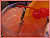 Drinking Weather! (bigbrowneyez) Tags: cold ice glass fruit fun juicy cherries drink drinking straw tasty delicious cocktail alcohol colourful fabulous refreshing liquid thirsty delightful silllife orangeslice sunrisesunsetcolours drivingonetodrink