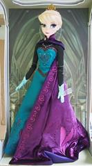 Disney LE Elsa (sh0pi) Tags: frozen inch doll disney le 17 limited edition elsa disneystore puppe coronation eisknigin krnungsoutfit