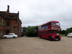Photo of A London Bus in Deepest Essex