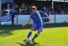 NWCFL Premier Division - Glossop North End v Nelson (Viva GNE!) Tags: england sport football derbyshire nelson spo glossopnorthend
