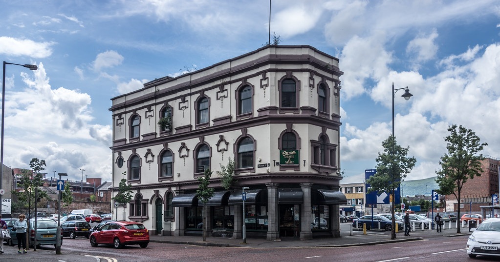 Andrew Crowe Butcher Gresham Street Belfast REF-103036
