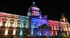 Ayuntamiento Belfast Ulster Irlanda del Norte 13 (Rafael Gomez - http://micamara.es) Tags: del belfast norte irlanda ayuntamiento ulster uladh cuige