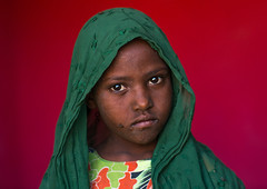 Portrait of an afar tribe girl on a red background, Afar region, Semera, Ethiopia (Eric Lafforgue) Tags: africa girls portrait people color girl childhood horizontal outdoors photography child veiled serious african muslim islam tribal headshot shawl ethiopia tribe beautifulpeople oneperson traditionalculture hornofafrica ethiopian afar eastafrica redbackground abyssinia traditionalclothing greatriftvalley lookingatcamera samera danakil africanethnicity 1people asayta indigenousculture onegirlonly afarregion africantribe nomadicpeople onechildonly assaita asaita semera assayta africantribalculture ethio162288