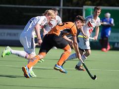 15054447 (roel.ubels) Tags: hockey amsterdam sport oz eindhoven playoffs finale zwart oranje fieldhockey ahbc 2016 topsport knhb