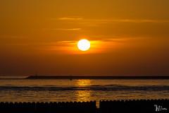 DSC_4851 (Miguelo.) Tags: sunset sea sky espaa nature digital landscape atardecer spain nikon huelva playa andalucia serenity ayamonte islacanela 2013 blacklighting nikon5100 provinciadehuelva