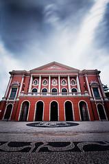 Teatro da Paz (rachelstander) Tags: longexposure brazil belem theatrodapaz sigma1020mmf456 teatrodapaz cruise2012