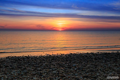 West Meadow Beach (Daniel Reinhart) Tags: sunset newyork beach canon reflections dock stonybrook northshore northfork canon6d canonusa teamcanon optoutside