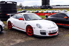Gen 2. (Reece Garside | Photography) Tags: summer sun white london history car canon 911 german silverstone porsche rs rare supercar porsche911 gt3 6d spotter gt3rs hypercar 911gt3 worldcars canon6d