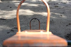 Through the seesaw (eltpics) Tags: brazil riodejaneiro seesaw loops through hoops eltpics