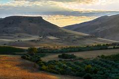 Paesaggi Siciliani - Regalbuto (nunziosantisi) Tags: sunset sun nature landscapes tramonto sony natura sicily paesaggi sicilia agriturismo sonyalpha regalbuto