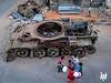 ا #اطفال_سوريا أن تكون #سورياً .. هو أن تصنع الحياة على ركام الموت الجاثم قربك ..  من أحياء درعا ذات نهار (iranarabspring) Tags: سوريا اطفال اطفالسوريا