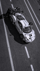 Team play (Telmo Pina e Moura) Tags: bw pretoebranco autdromo ferrari tokina1116 estoril