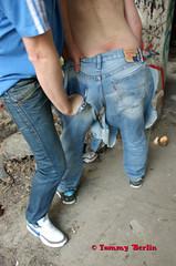 jeansbutt9624 (Tommy Berlin) Tags: men ass butt jeans ars levis