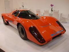 McLaren M12 Coupé 1969 (Zappadong) Tags: auto classic 1969 car racecar essen automobile voiture mclaren coche classics techno oldtimer gt oldie m6 carshow coupé m12 racer canam youngtimer 2016 automobil classica rennwagen m6b oldtimertreffen zappadong