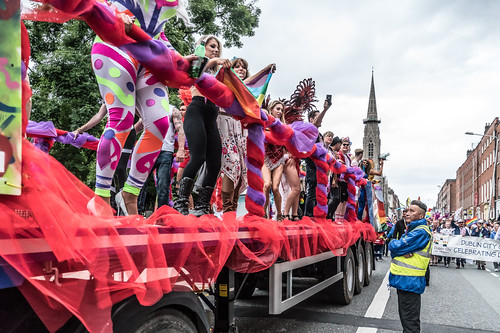 PRIDE PARADE AND FESTIVAL [DUBLIN 2016]-118050