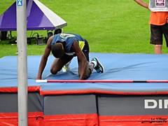 DSCN7990 (Ronan Caroff) Tags: athletisme athletics angers france rio2016 diarra highjump saut hauteur montreuil