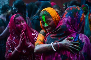 Holi Celebration In Bangladesh 2015