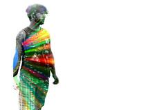 Prisma (Eder Sallez) Tags: original light photoshop raios fantastic colorful ray cd creative prism luzes doubleexposition prisma criativo colorido