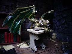 Gargoyle (ridureyu1) Tags: toy toys actionfigure hellish gargoyle demon devil dictionnaireinfernal toyphotography jfigure demonschronicle arsgoetia yanoman demongargoyle sonycybershotsonycybershotdscw690 goeticdemons alchemicalgargoyle homunculusgargoyle