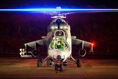 AH-2 Sabre (E) (Johnson Barros) Tags: brazil nightshot bra helicopter weapon noite airforce ro helicoptero arma noturno portovelho foguete explored forcaaereabrasileira brazilianairforce milmi35m fotojohnsonbarros ah2sabre 2gav8