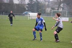 JA Féminines A - Ploermël 15.3.2015 067