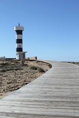 Baliza de Sa Puntassa (Iván Masip S.) Tags: españa esp baleares colòniadesantjordi coloniadesantjordi