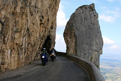Combe Laval (explorer1200) Tags: grenoble motorradfahren combelaval tigerexplorer