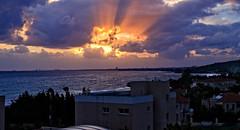 Sunset over Cyprus (C.G.Photos) Tags: travel sunset cyprus limassol