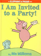 I am Invited to a Party! (Vernon Barford School Library) Tags: new school fiction party elephant piggy reading book pig high humorous reader library libraries humor hard reads parties books super humour read cover pigs junior novel advice covers elephants bookcover pick middle vernon quick recent picks qr bookcovers piggie novels fictional hardcover readingmaterial barford mowillems quickreads hardcovers quickread readingmaterials vernonbarford superquickpicks superquickpick 9781423106876