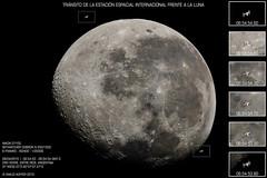 ISS vs Luna 08-04-2015 - Leyenda (emiliokuffer) Tags: moon composite nikon astro luna telescope astrophotography transit astrofotografía spacestation astronomy iss dobson telescopio astronomía tránsito internationalspacestation oroverde skywatcher eei estaciónespacial d7100 estaciónespacialinternacional
