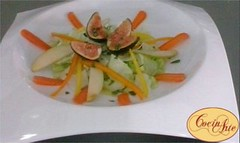 ensalada (Copiar) (cocinarteecag) Tags: comida chef ensalada gastronoma vinagreta saludable soycocinarte