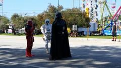 The Dark Side Wants You! (Michel Curi) Tags: festival starwars florida parade fl seminole darthvader darkside powwow cityofseminole lovefl seminolerecreation