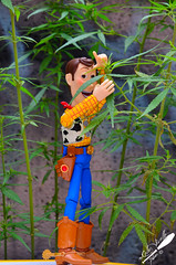Woody Sci-Fi Revoltech (Nicolas PhotoArt) Tags: original toy woody follow story scifi ideas juguete culto proyecto coleccion genial revoltech
