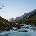 Landscape of Sonmarg, Kashmir, India