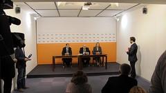 Conferência de Imprensa do Gabinete de Estudos do PSD