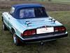 Alfa Romeo Spider Fastback 71-94 Verdeck