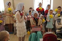 23. Пасхальный праздник в школе «Умелые ручки»