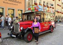 Rothenburg (450) (Silvia Inacio) Tags: car germany silvia carro rothenburg alemanha