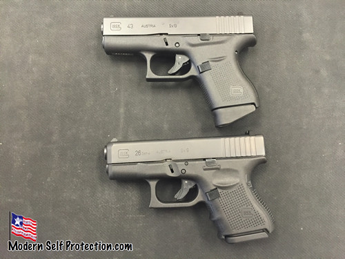 Glock 43 Pictures | Modern Self Protection