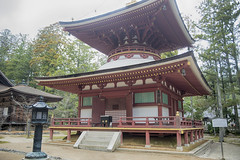 Buddhistic temple complex of Koyasan (Hannes Rada) Tags: japan temple koyasan buddhistic