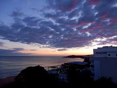Abendhimmel (fotoculus) Tags: portugal algarve albufeira abendhimmel nwn urlaubalgarvemärz2015