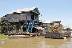 lac tonle sap - cambodge 2014 15 (La-Thailande-et-l-Asie) Tags: cambodge lac tonlsap