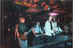 Onionhead @ Burberries 10th Dec '89 (Brum Bee) Tags: show club concert birmingham december live gig click 1989 onionhead burberries